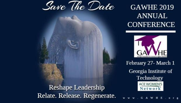 GAWHE 2019 Conference - Save the Date